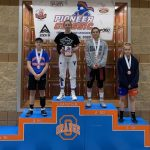 Matis gains valuable experience competing in the first Girls Wrestling tournament in Ohio!