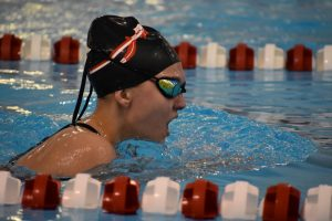 Pictures from Swimming/Diving's Win over Elyria
