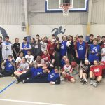 PSH Athletes and Empower Sports Team up in Basketball Game
