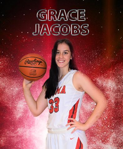 GBB Senior Spotlight: #33 Grace Jacobs