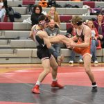Parma wrestlers place 4th in Great Lakes Conference Tournament.