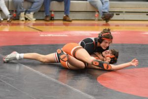 Pictures from Parma Wrestling's 59-18 Victory Over Valley Forge on Senior Night