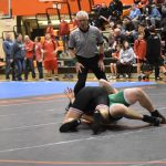 Pictures from Redmen Wrestling's Victories Over Holy Name and Normandy
