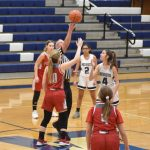 2nd Gallery of Pictures from Girls Basketball's Victory over Valley Forge (all 3 levels pics)