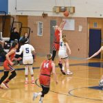 Pictures from Girls Basketball's 53-46 Victory over Valley Forge