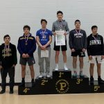 Daniel Devera punches his ticket to the State Tournament!