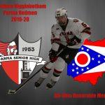 Redmen Ice Hockey's High Scoring Senior Receives Honorable Mention All-Ohio
