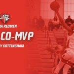 Lady Redmen Basketball Player Mahogany Cottingham Selected as Co-Most Valuable Player in G.L.C.