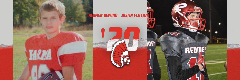 Redmen Rewind – Class of 2020: Justin Flitcraft
