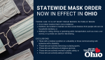 GOVERNOR'S  MASK ORDER AND OUR SPORTS PROGRAM