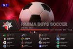 2020 Parma Redmen Varsity Boys Soccer Schedule