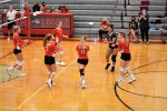 Action Pics of Volleyball vs Fairview