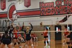 Action Pics of Junior Varsity Volleyball vs. Valley Forge