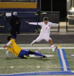 Action Pics of Boys Soccer Victory Over Brooklyn