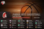 2020-21 Parma Boys Basketball Game Schedule