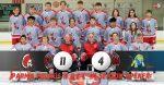 Parma Ice Hockey Beats N.D.C.L. 11-4 to Open 2020-21 Season