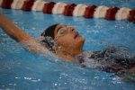 Redmen boys and girls swimming and diving sweep Elyria on Senior Night