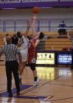 Action Pics of Girls JV/Varsity Basketball vs Lakewood