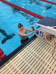 Alex Costello sets new 100 Back school record