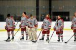 Action Pics of Ice Hockey vs. Padua