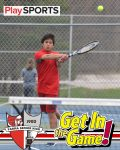 Get in the Game! Join the Redmen Boys Tennis Team this Spring