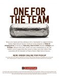 One for the team – Support PSH boys' and girls' soccer
