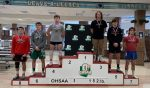 Parma Wrestler Daniel Devera Ends his Stellar Career Standing on the Podium at the State Tournament