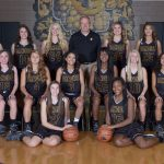 Amarillo High School Girls Varsity Basketball beat Estacado High School 86-20
