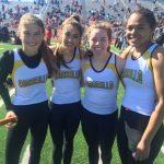 Amarillo High School Girls Varsity Track finishes 3rd place