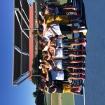 Amarillo High School Coed Varsity Tennis beat Cooper High School 10-0