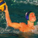 Boy's Water Polo Sink Opponent