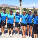 Girls' Golf Win Mesa League!