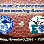 Homecoming Game 2014