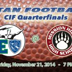Titan Football in Quarterfinals!