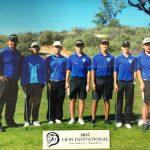 Boys Golf Wins Lions Tournament