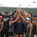 GIRLS TENNIS TEAM CAPTURE CIF CHAMPIONSHIP