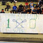 No. 100 for boys lax coach