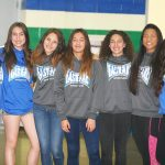 EASTLAKE'S FEMALE WRESTLERS LEAD BY EXAMPLE ON THE MAT