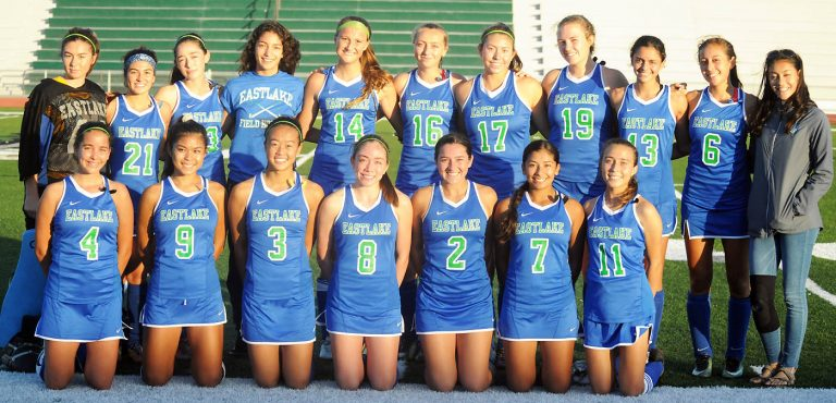 Field Hockey team claims undefeated league championship