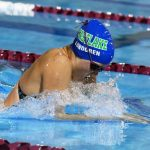 Fast lane: league swim finals coming up next week