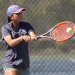 Niki Shahbazi wants that tennis title