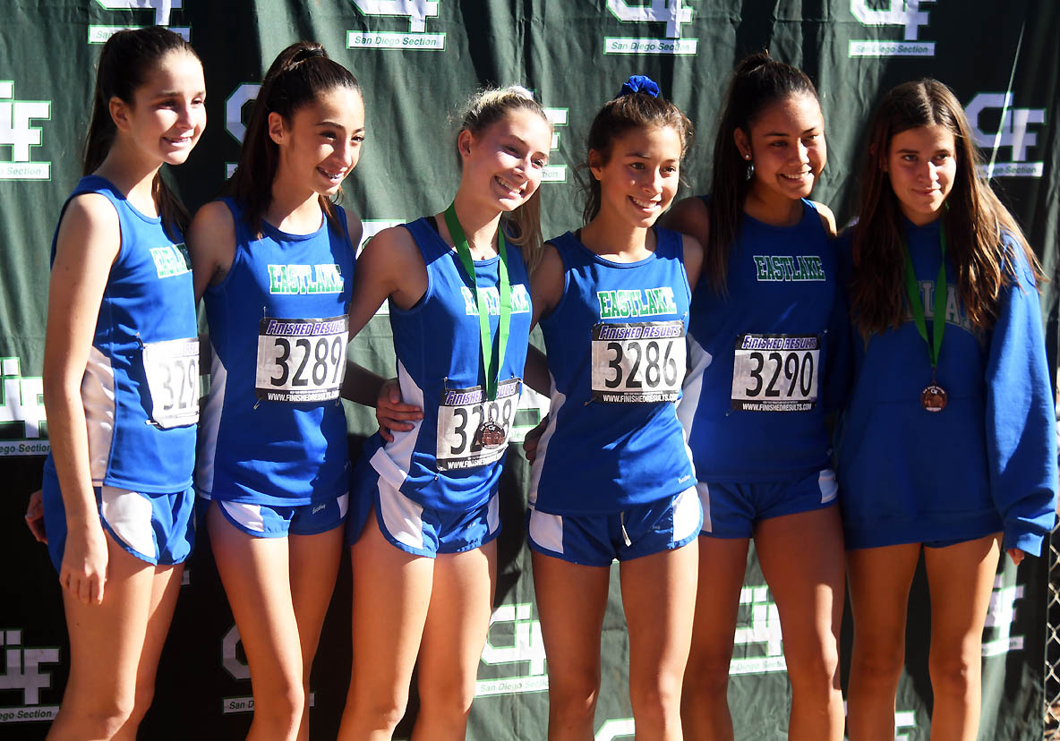 Six South County runners qualify for state cross country finals