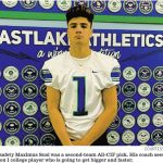 Eastlake's Maximus Susi ready for next level