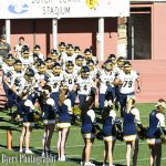 Football and Cheer Win Academic State Championships