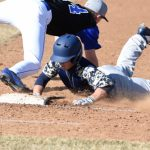 RHS Baseball Bats Hot Versus Coal Ridge
