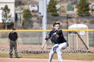 RHS Varsity Boys Baseball vs. Summit Game 1