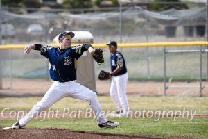 RHS Varsity Boys Baseball vs. Roaring Fork 04 01 2015