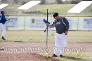 RHS Boys J.V. Baseball vs. Roaring Fork 04 01 2015