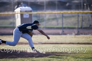 RHS Boys J.V. Baseball vs. Coal Ridge Game 2