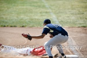 RHS Boys J.V. Baseball vs. Glenwood 04 07 2015